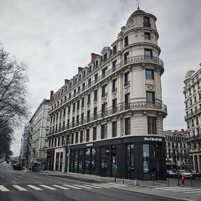 Privatisation restaurant Lyon