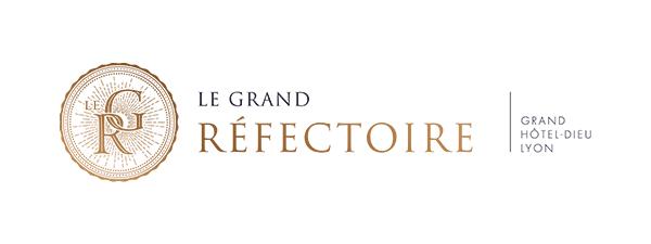 Le Grand Réfectoire logo horizontal